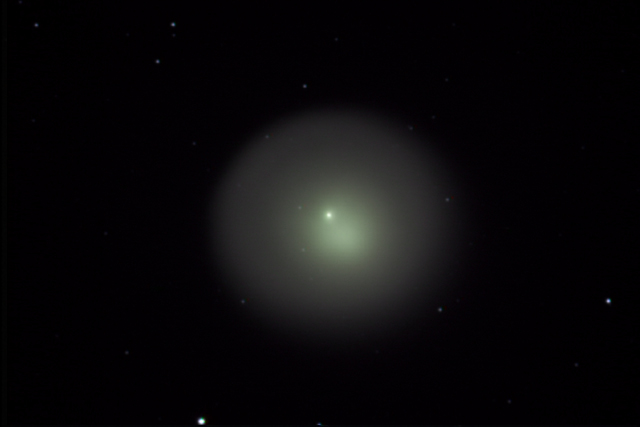 Image of Comet 17/P Holmes